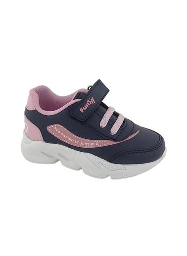 Necix's Funny Bebek Cırtcıtlı Spor Ayakkabı-Lacivert Funny Bebek Cırtcıtlı Spor Ayakkabı-Lacivert Lacivert